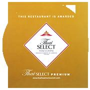 Thai Select Premium Certificate